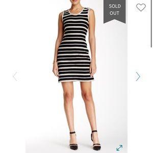 Max Studio Sleeveless Striped Dress size xs NWT